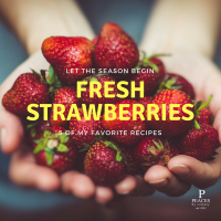 5 Favorite Strawberry Recipes
